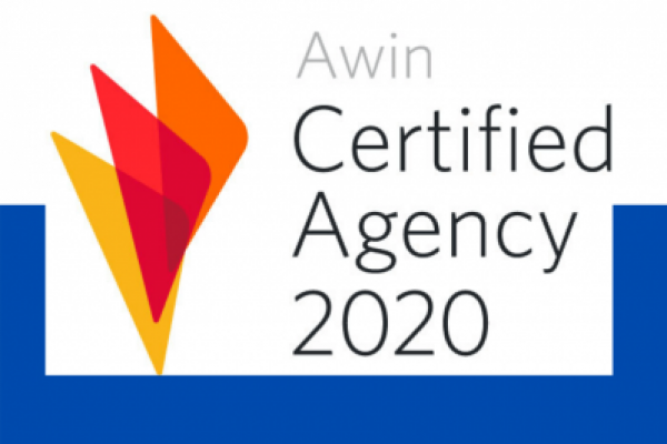 Awin Certified Agency 2020