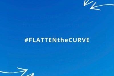 Bild Flatten The Curve