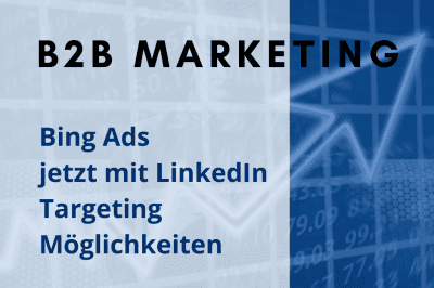 Bing Ads LinkedIn Profile Targeting Image