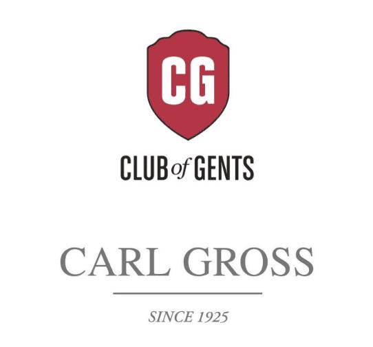 Club of Gents / Carl Gross Logo