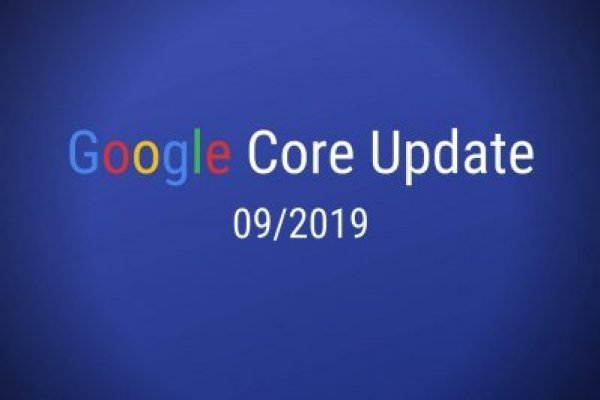 Google Core Update September 2019