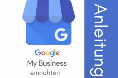 Google My Business Bild