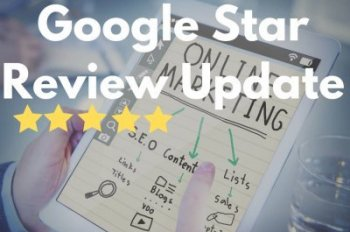 Grafik Google Rich Snippets Sterne Review Update