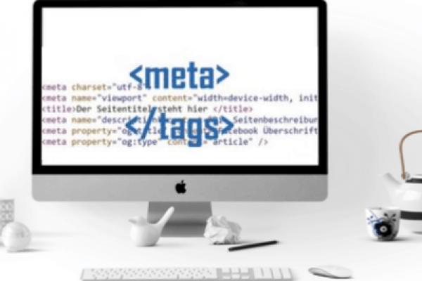 Symbolbild Meta-Tags