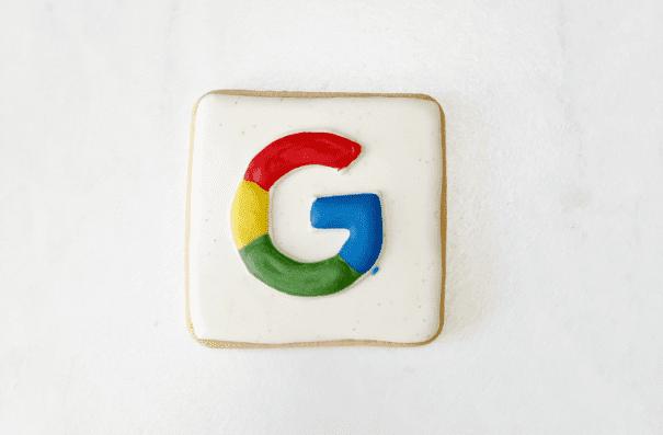 Rechteck Google
