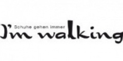 I'm walking Logo