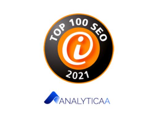 AnalyticaA erneut iBusiness Top 100 SEO-Dienstleister