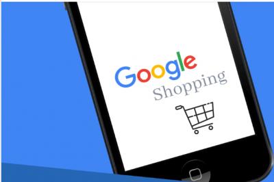 Google Shopping Bild