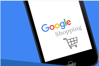Google Shopping Bild
